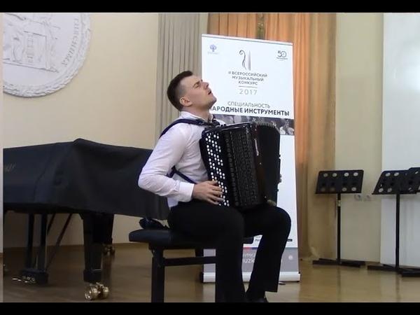 N. RIMSKY-KORSAKOV. PROCESSION OF THE NOBLES FROM OPERA-BALET MLADA | PAVEL MASYUK | ACCORDION
