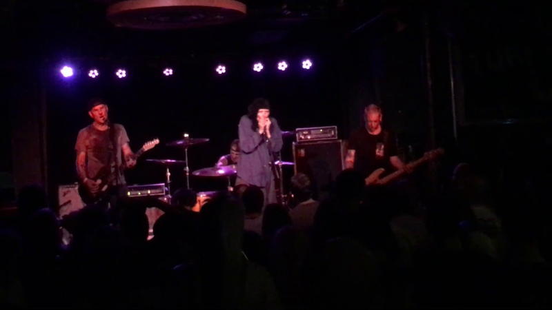 July 15 2018 UNSANE @ Turf Club St Paul MN Alleged with Shannon Selberg