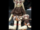 토끼귀ㅡ컨츄리인형무료강좌Country Doll(토끼부자)54