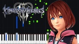 Don't Think Twice - Kingdom Hearts 3 Piano Tutorial (Synthesia) Payton Plays A Piano