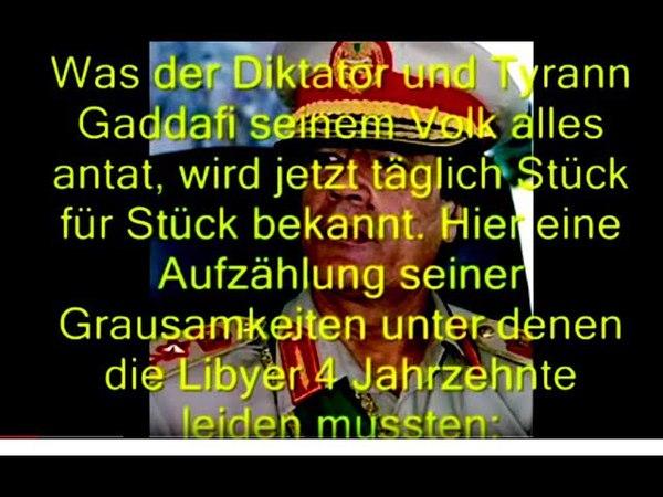 Clinton Merkel Freude über Ermordung Gaddafi und Bin Laden