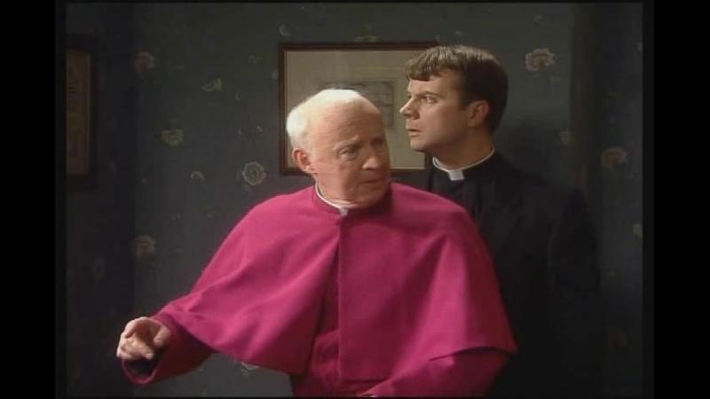 Что, это было (фраза).(Отрывок из сериала Отец Тед).