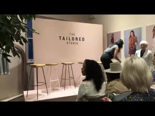 Tailored rebecca taylor x the wing rebecca taylor – launch event
