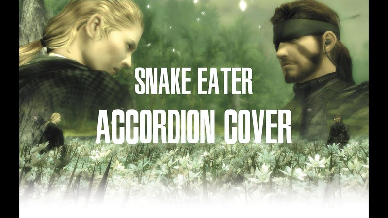 Metal Gear Solid 3: Snake Eater - Intro Song   Accordion Instrumental Cover
