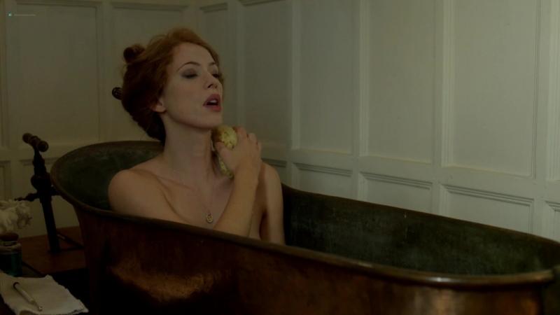 Ребекка Холл (Rebecca Hall) и Аделаида Клеменс (Adelaide Clemens) голые в сериале «Конец парада» (2012)