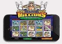Игровой автомат Крупные миллионы (Major Millions)