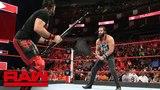 Seth Rollins interrupts Elias' disrespectful performance Raw, June 4, 2018