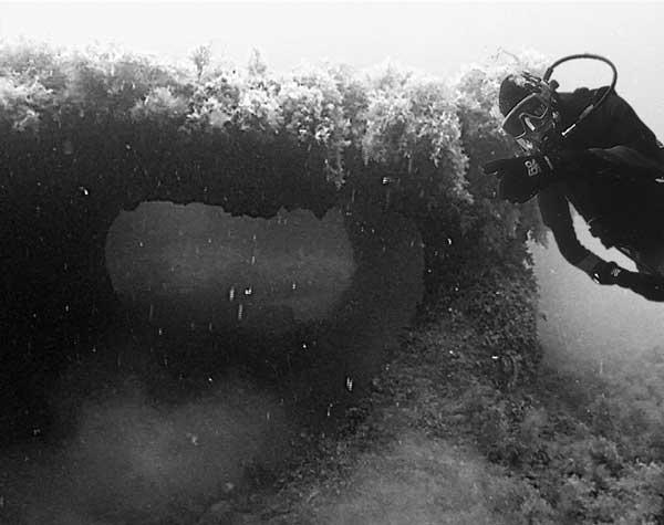 На дне Черного моря были обнаружены мегалиты