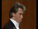 Hvorostovsky in 1990 - Prologue from Pagliacci (Leoncavallo)