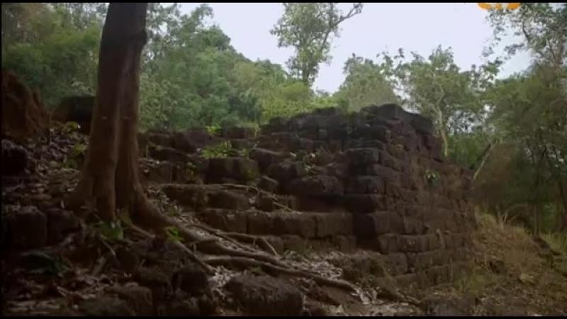 АрКео 1 серия. Истоки Ангкора (Камбоджа) ArKeo (2017)