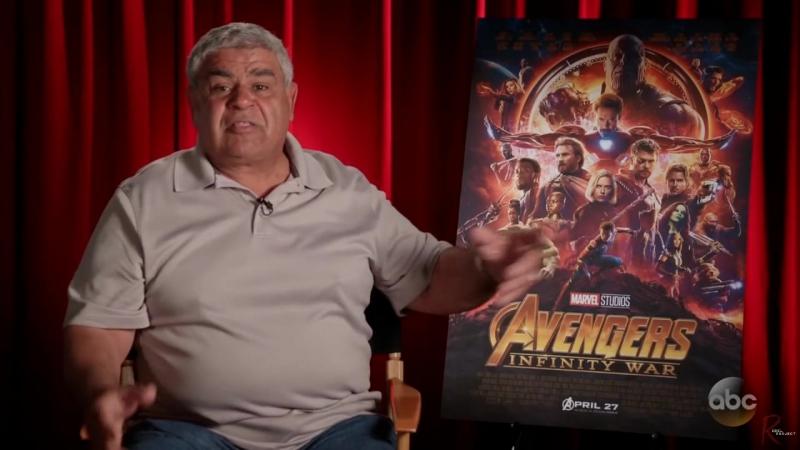Yehya Reviews Avengers Infinity War russub RebelProject