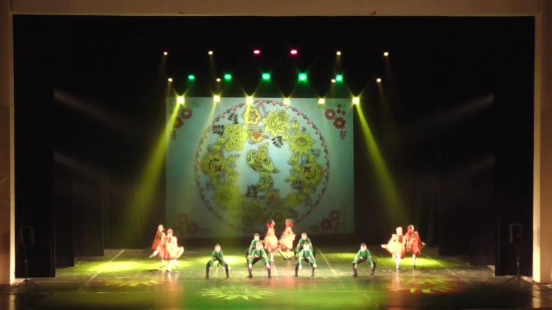 Чеботуха Праздник танца 2018