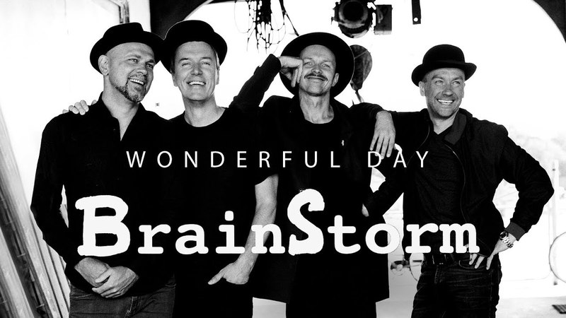 BrainStrom - Wonderful Day (Official music video)