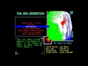 New Generation The musicdisk CJ Echo Triumph zx spectrum AY Music Demo