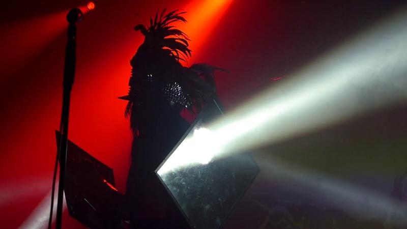 IAMX - I Come With Knives (Concert Live - Full HD) @ Ninkasi Kao - Lyon, France 2019