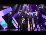[RUS SUB] 180424 The Show - VIXX Scentist First Win + Encore