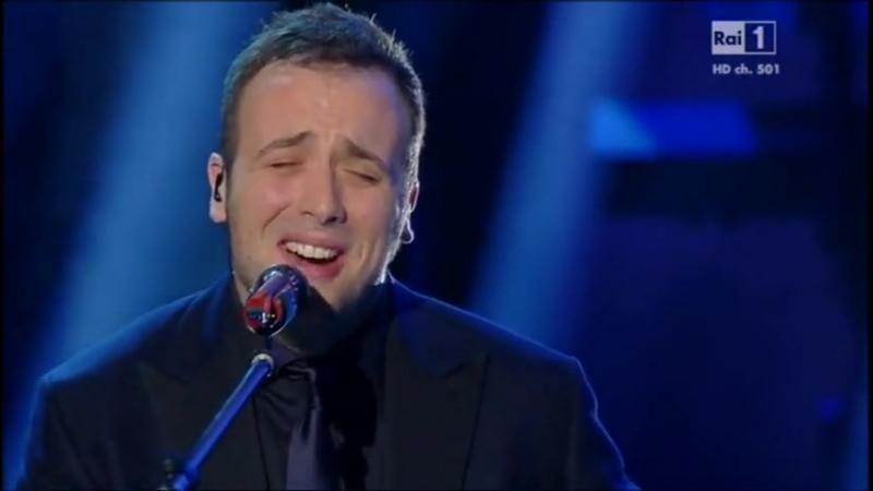 Raphael Gualazzi The Bloody Beetroots - Libero o no (Sanremo 2014)