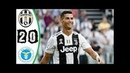 Juventus vs Lazio 2-0 Full Match Highlights 25.08.2018