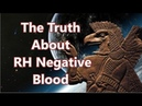 The Truth About People With RH Negative Blood