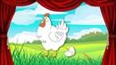 Animal Sounds English Part 1 - Learn Fast Fun - Recognize Memorize Speak