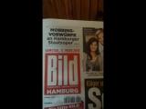 Поспешили.. Немецкая газета Бильд поздравила В. Путина с победой!!!