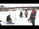За выход на лед вологжанам грозят штрафы