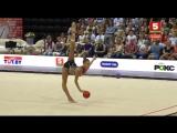 Александра Солдатова - мяч (финал) // World Challenge Cup 2018, Минск