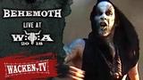 Behemoth - Wolves ov Siberia - Live at Wacken Open Air 2018