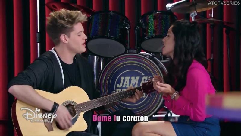 Soy Luna 3 - Linda (Ep 33) Nico y Ada cantan