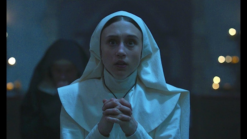 'The Nun' Cast on Prepping for the Film's Catholic Influences