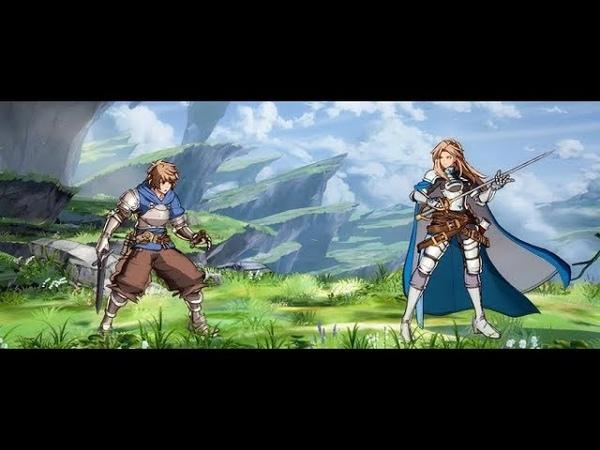 Granblue Fantasy Versus Arc System Works представила новый трейлер своего следующего файтинга