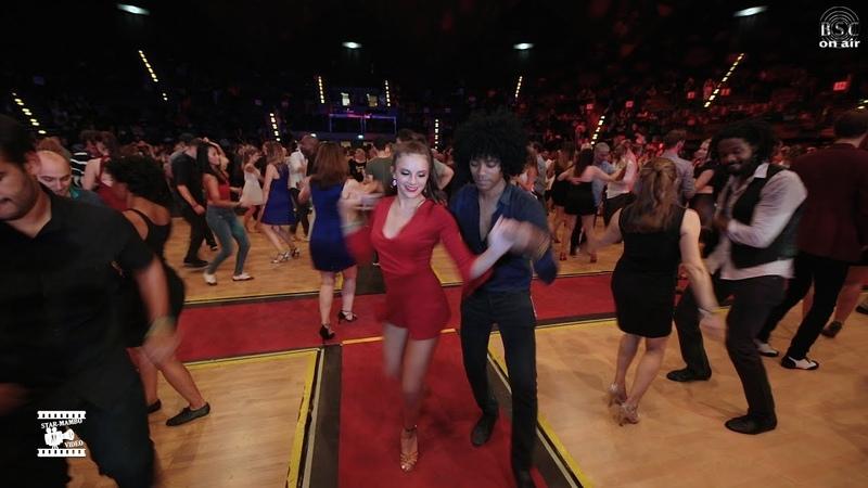 Nader Vasia - social dancing @ BERLIN SALSA CONGRESS 2018