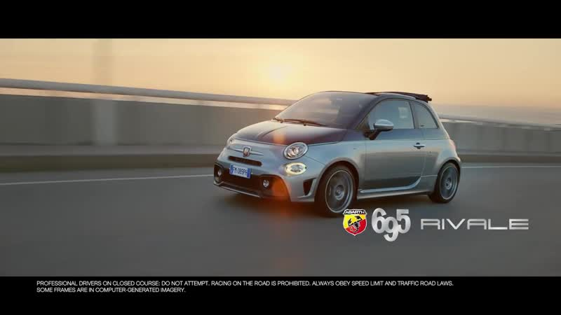 Abarth - Lets Play Again (New 2018 commercial) - New Abarth 595 Range