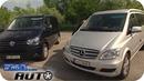 Der Van Check VW T5 vs Mercedes Viano Abenteuer Auto Classics
