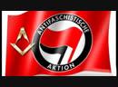 Theorie Antifa Freimaurer Kommunisten ordo ab chaos Destabilisierung Dialektik Deutschland
