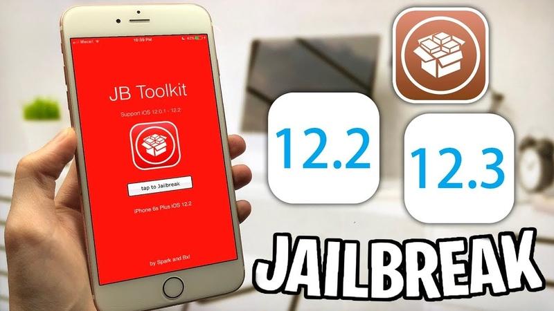 How to Jailbreak iOS 12.3.1 - Jailbreak 12.2 - 12.1.4 iOS Cydia Substrare!