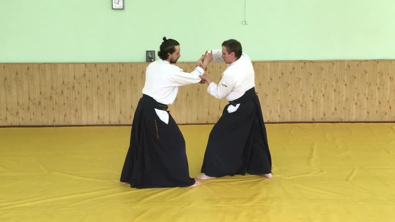 5 Семинар Бастракова В.В. | Айкидо | 合気道 | Aikido