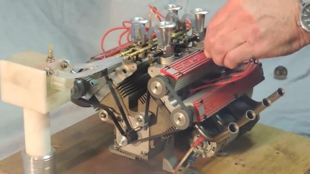 Micro motor - 16 bit music!