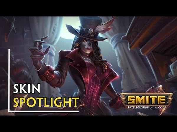 Baroness Izanami Skin Spotlight