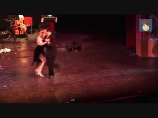 Прекрасная Музыка!!! Танго Соловья!!! Юрий Богословский. Танцуют Tango Argentin Aix les Bains.