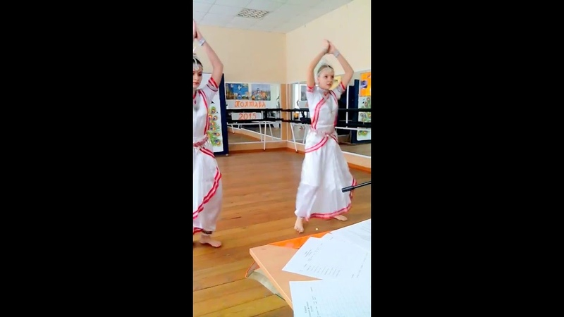 Ivanna Kharchenko Ekaterina Artemenko - Royal bengal Classical