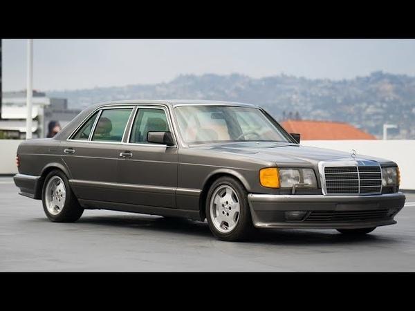 The Legend: 1986 Mercedes-Benz 560 SEL W126