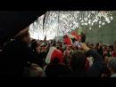 Москва. Улица Никольская. Болельщики Египта