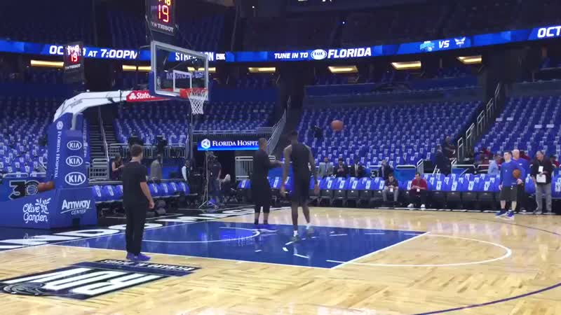 Rookie Mohamed Bamba, two hours from his first regular-season NBA game, is going ( 720 X 1280 ).mp4