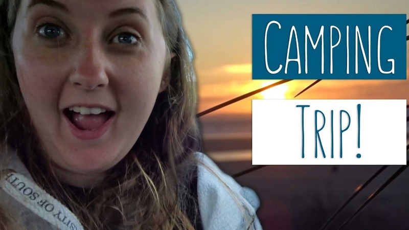 END OF UNI CAMPING TRIP! | Celebrating the end of my 3 years at USW