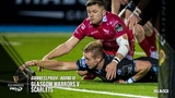 Guinness PRO14 Round 10 Highlights Glasgow Warriors v Scarlets