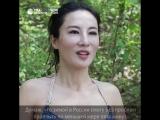 50-летняя китаянка Лю Елин знает секрет сохранения молодости и хочет устроить заплыв с Путиным