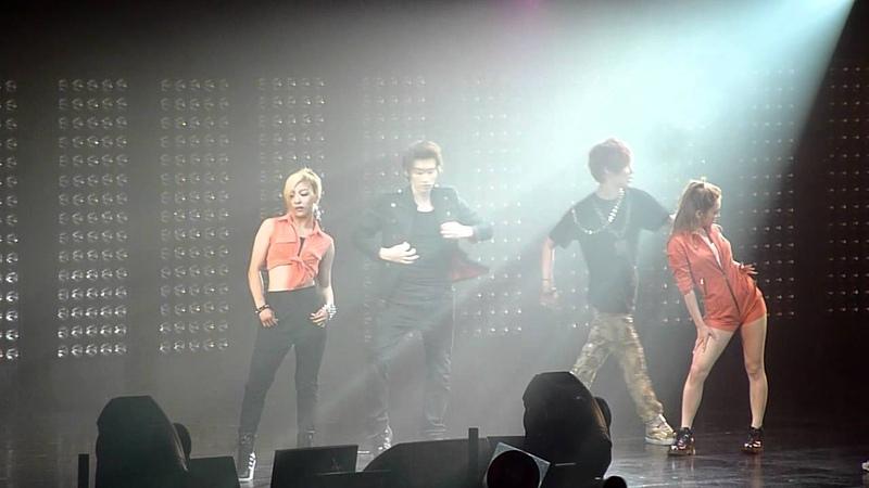 SMTown Paris Dance Battle (2011-06-10)