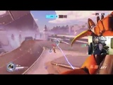 OW ShaDowBurn Playing Genji on Oasis With Face Cam