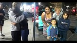 Justin Bieber hugging &amp meeting fans at Los Angeles Kings Valley Ice Center - May 10, 2018